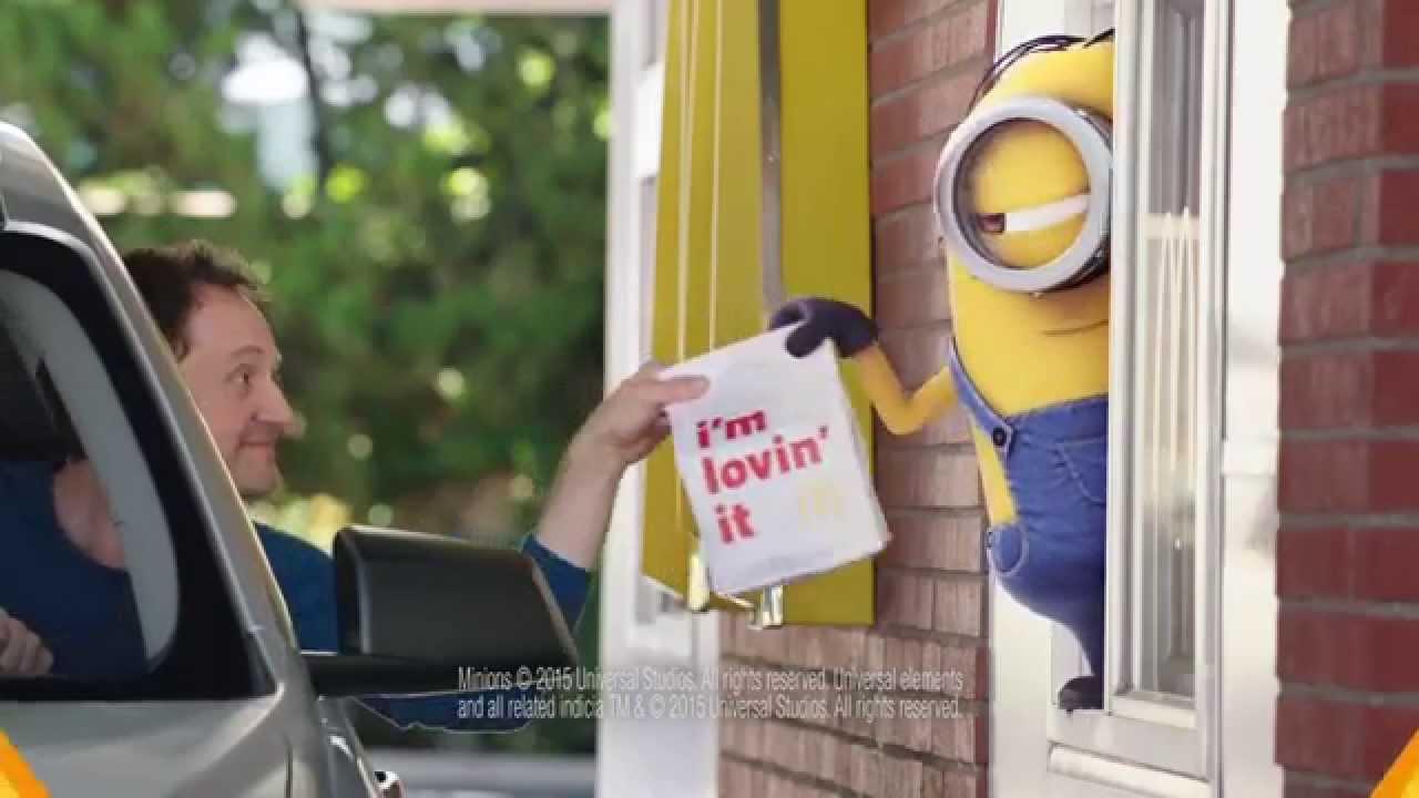 McDonalds-Werbeclip