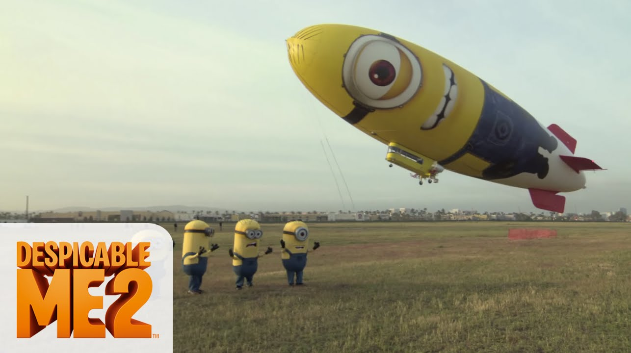 Minion-Zeppelin