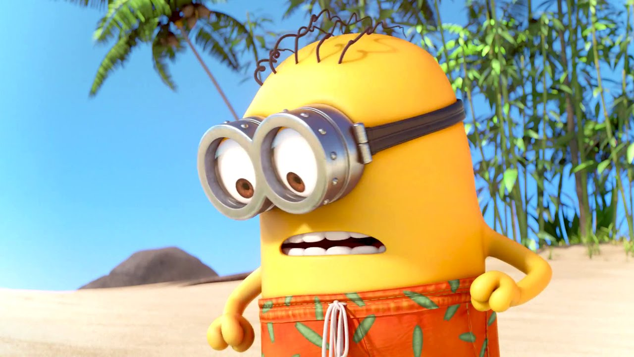 Minions im Paradies, Game-Trailer
