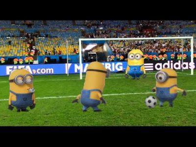 Minions an der Euro 2016 5