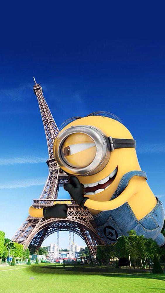 Minions in Paris