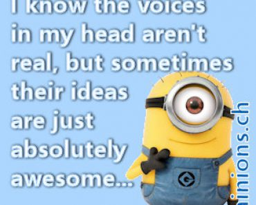 Minions - I know the voices... 2
