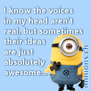 Minions – I know the voices…