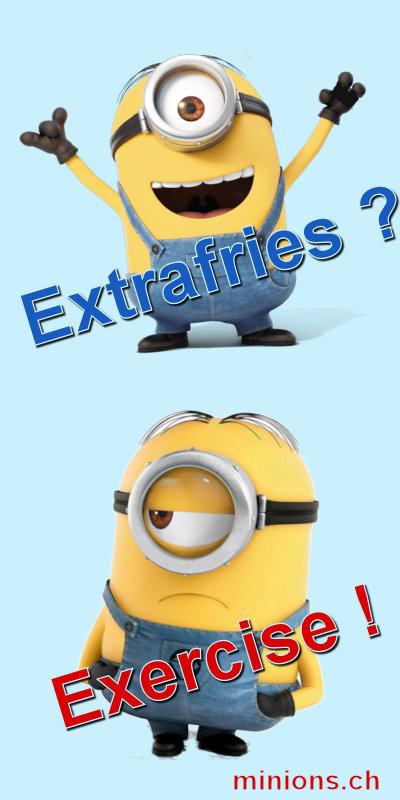 Extrafries ?