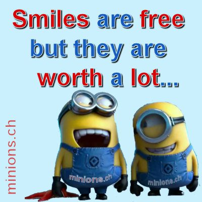 Smiles are free... 7