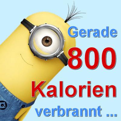 800 Kalorien verbrannt... 5