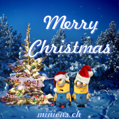 Merry Christmas - Fröhliche Weihnachten 1