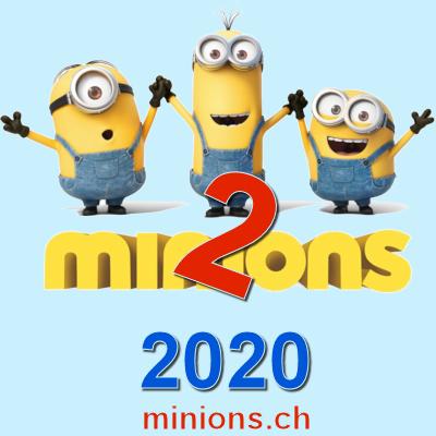 Minions -2- kommt, aber erst im Jahr 2020